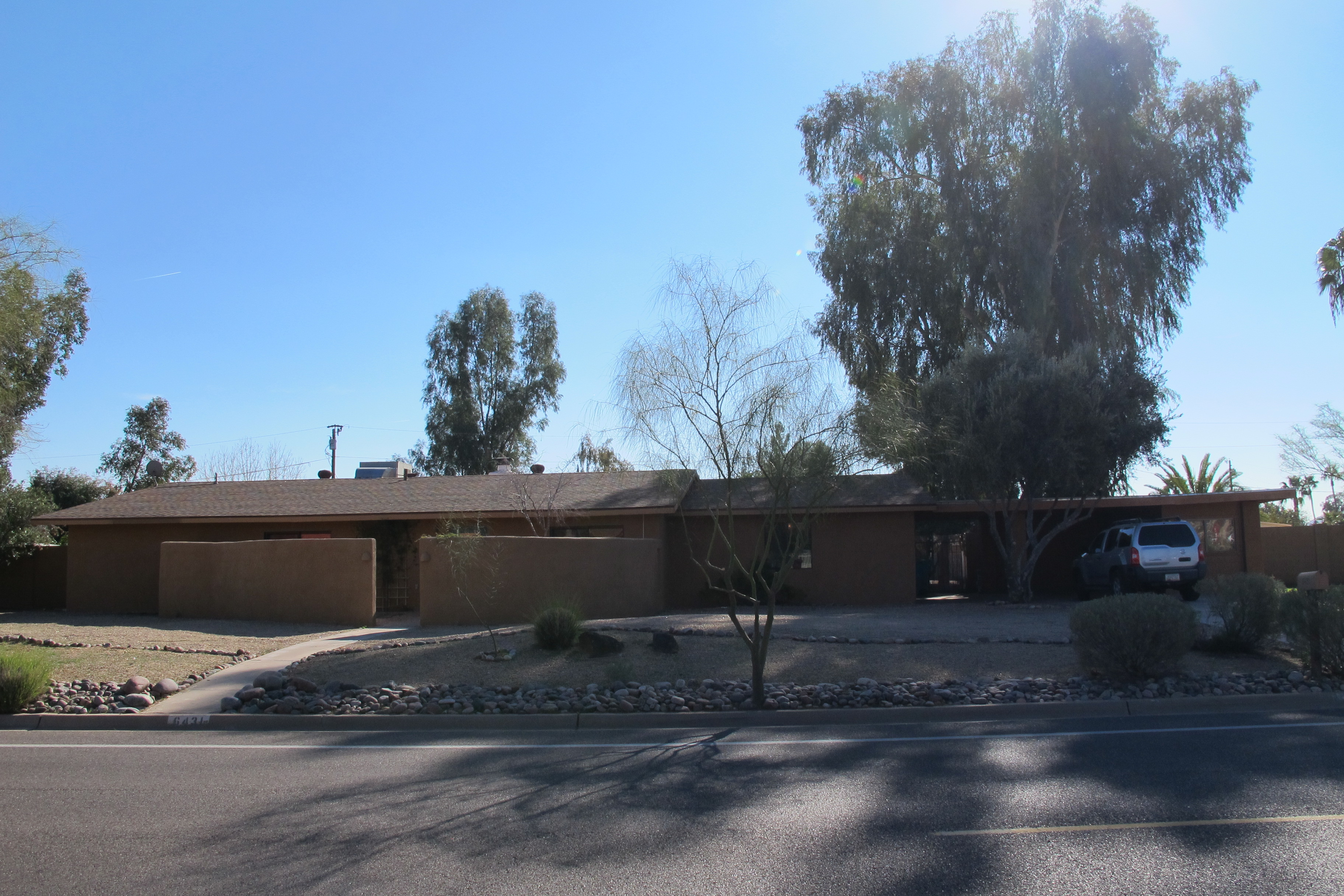 Scottsdale Horse Property with front