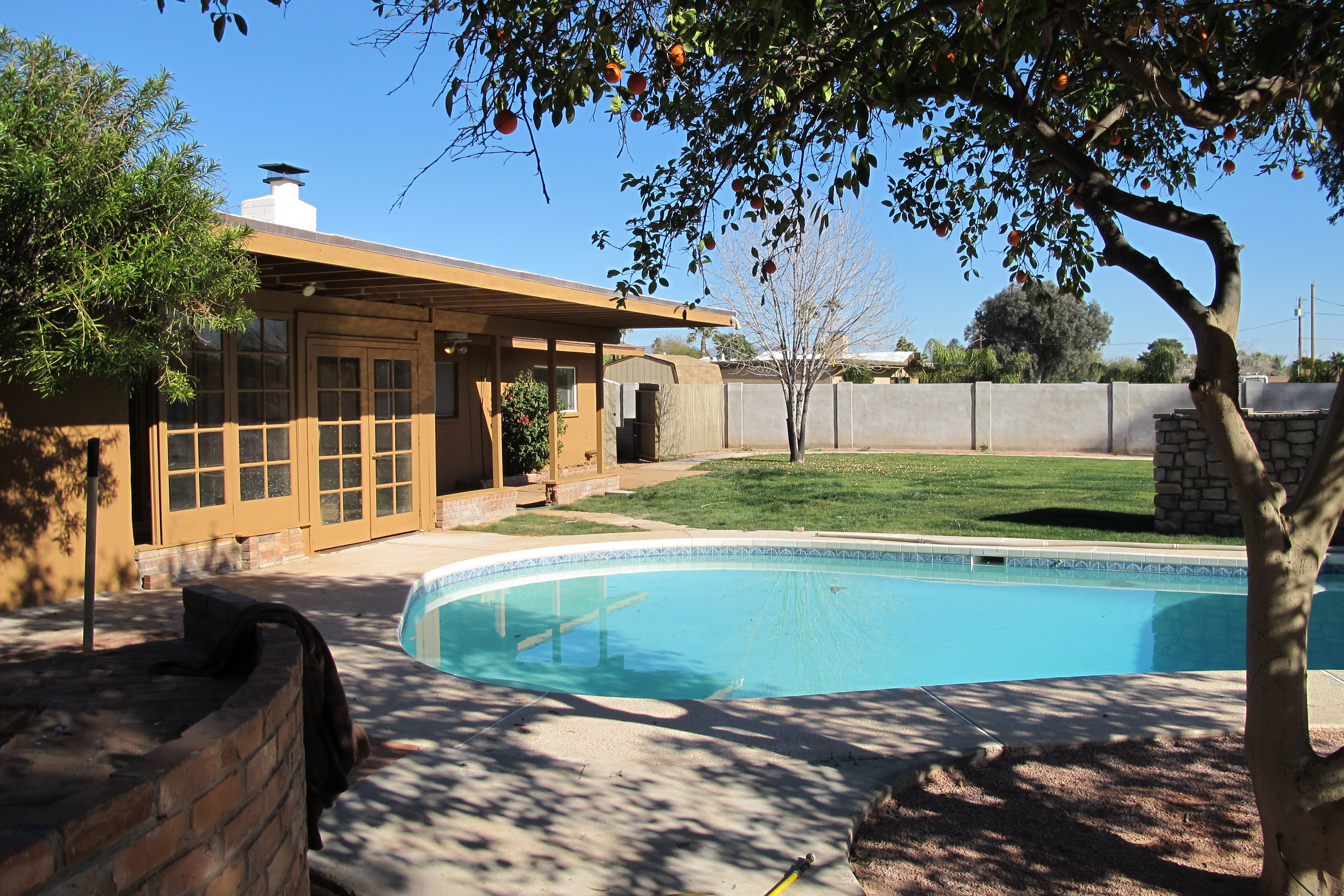 Scottsdale Horse Property with Pool